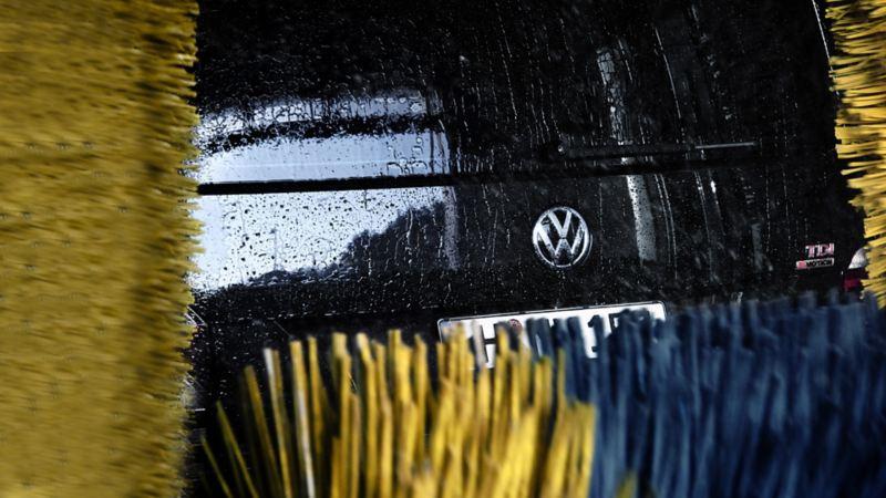 service leasingbil vaskehall vask vedlikehold unormal slitasje leasing privatleasing Transporter vw Volkswagen