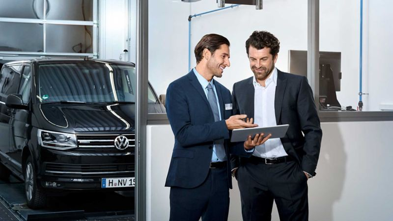 vw Volkswagen Transporter billån merkeforhandler forhandler