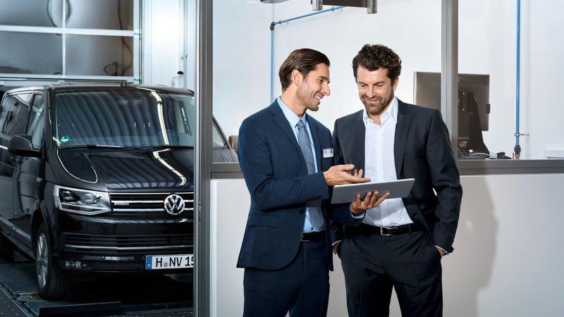 Volkswagen Transporter w serwisie Volkswagen Samochody Użytkowe.