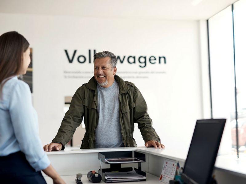 Volkswagen dealer