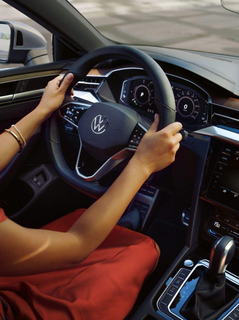 Interiör VW Arteon eHybrid