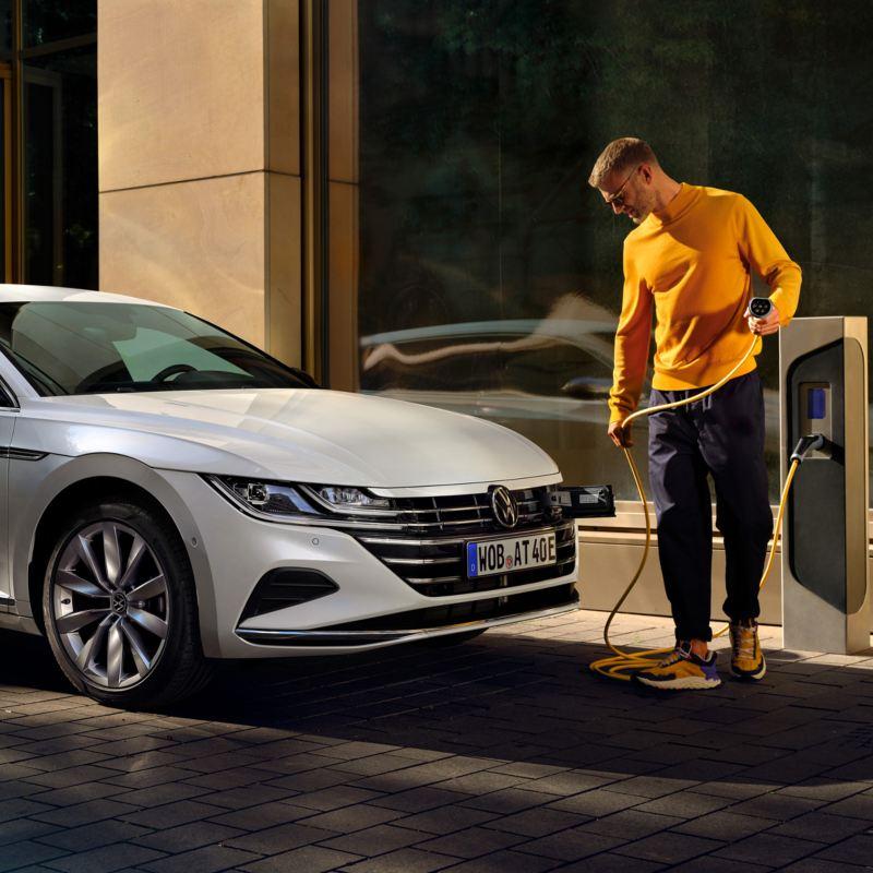 Volkswagen Arteon Shooting Brake eHybrid