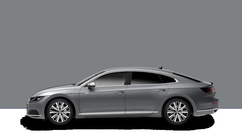 coupé Volkswagen Arteon Elegance laterale