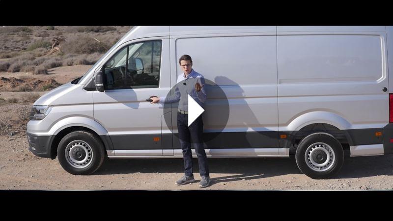 Autogefühl testar Volkswagen Crafter.