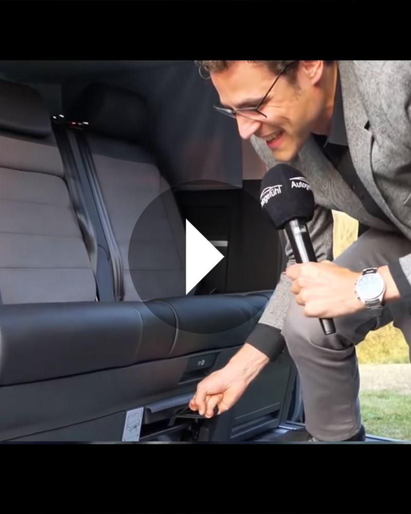 Autogefühl testar Volkswagen California