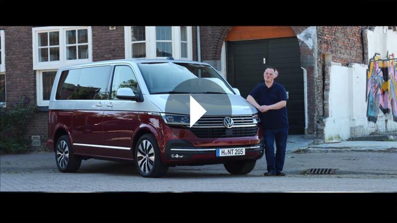 Autogefühl testar Volkswagen Multivan T6.1
