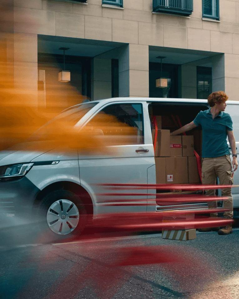 volkswagen samochód dostawczy