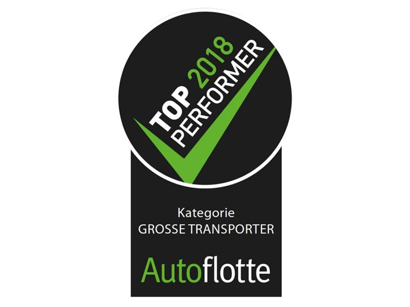 Das Top Performer 2018 Logo.