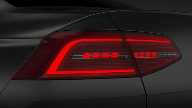 LED-baklys til Passat sedan
