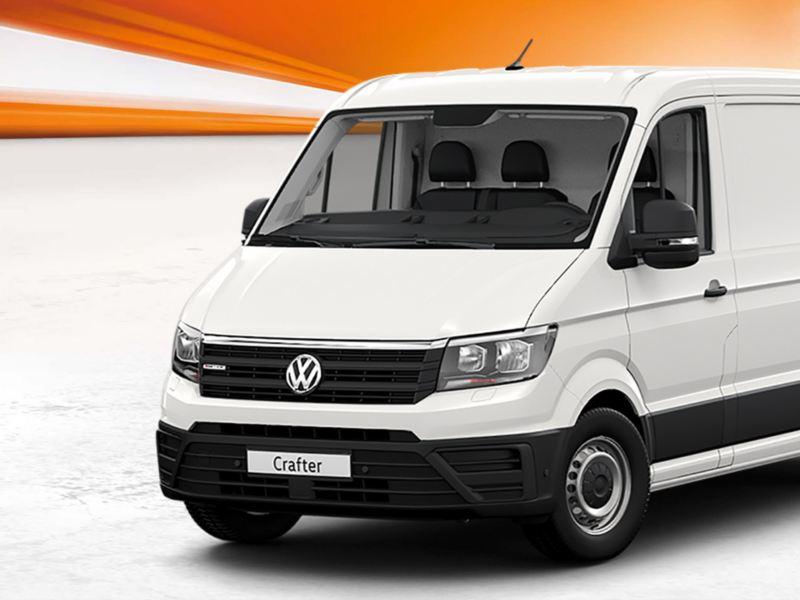 Begagnade Volkswagen Crafter hos Das WeltAuto