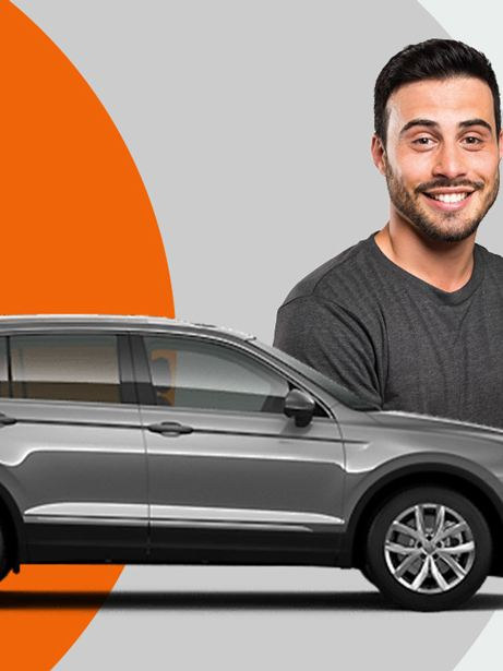 VW DasWeltAuto certified used cars teaser banner