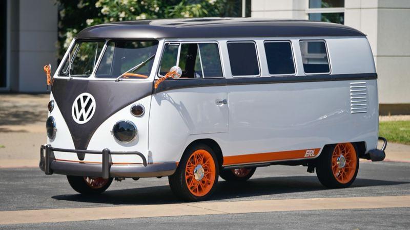 Type 20, la Combi eléctrica de Volkswagen con tecnología moderna que incluye asistente personal