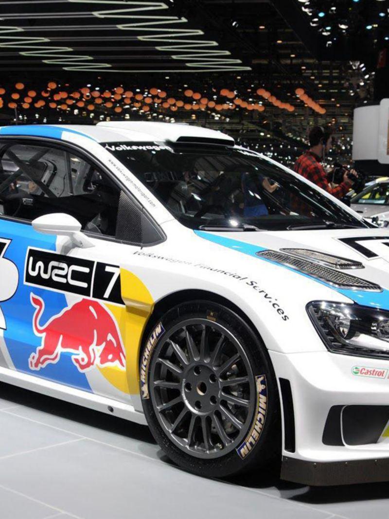 Volkswagen Polo R WRC, el auto deportivo de Volkswagen