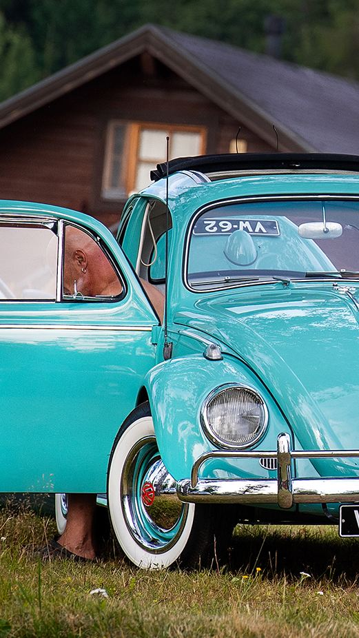 Volkswagen Huolenpitosopimus