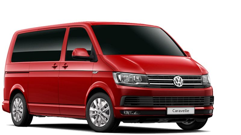 VW Caravelle offers