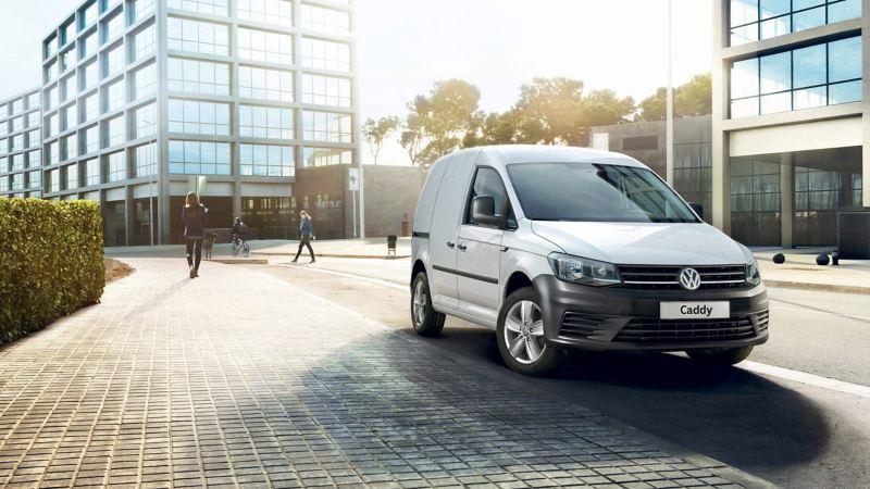 VW van range vehicle finance