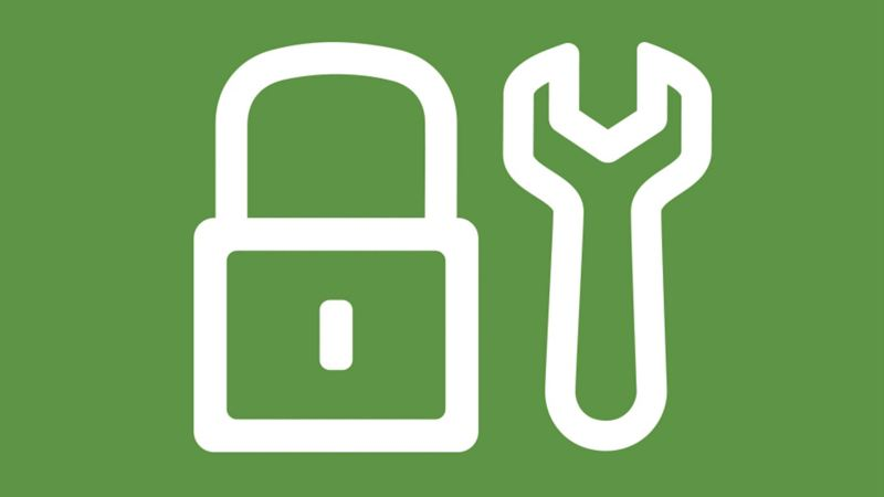 Security and Service icon