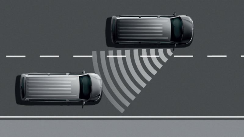 lane change assist diagram