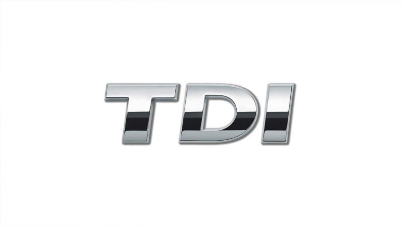 VW TDI logo