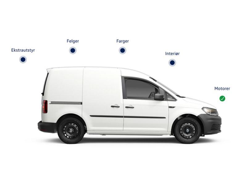 Ofte stilte spørsmål bygg bil VW Volkswagen