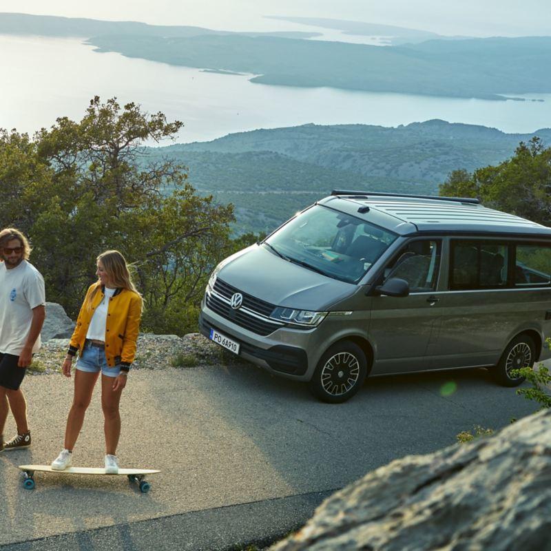Volkswagen California 6.1. Beach.