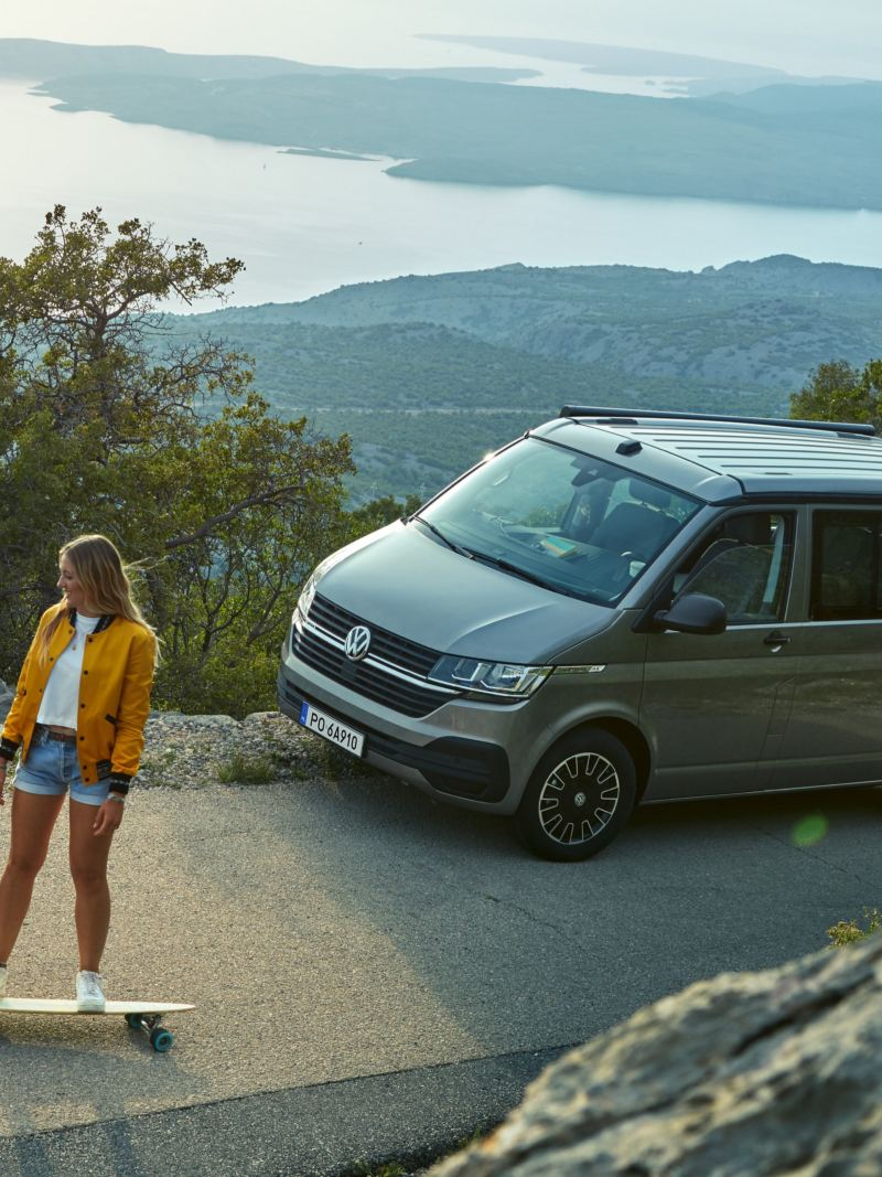 Volkswagen California 6.1. Beach.