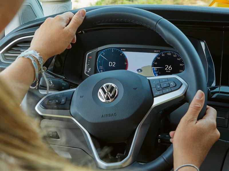 En helt ny förarmiljö i VW California