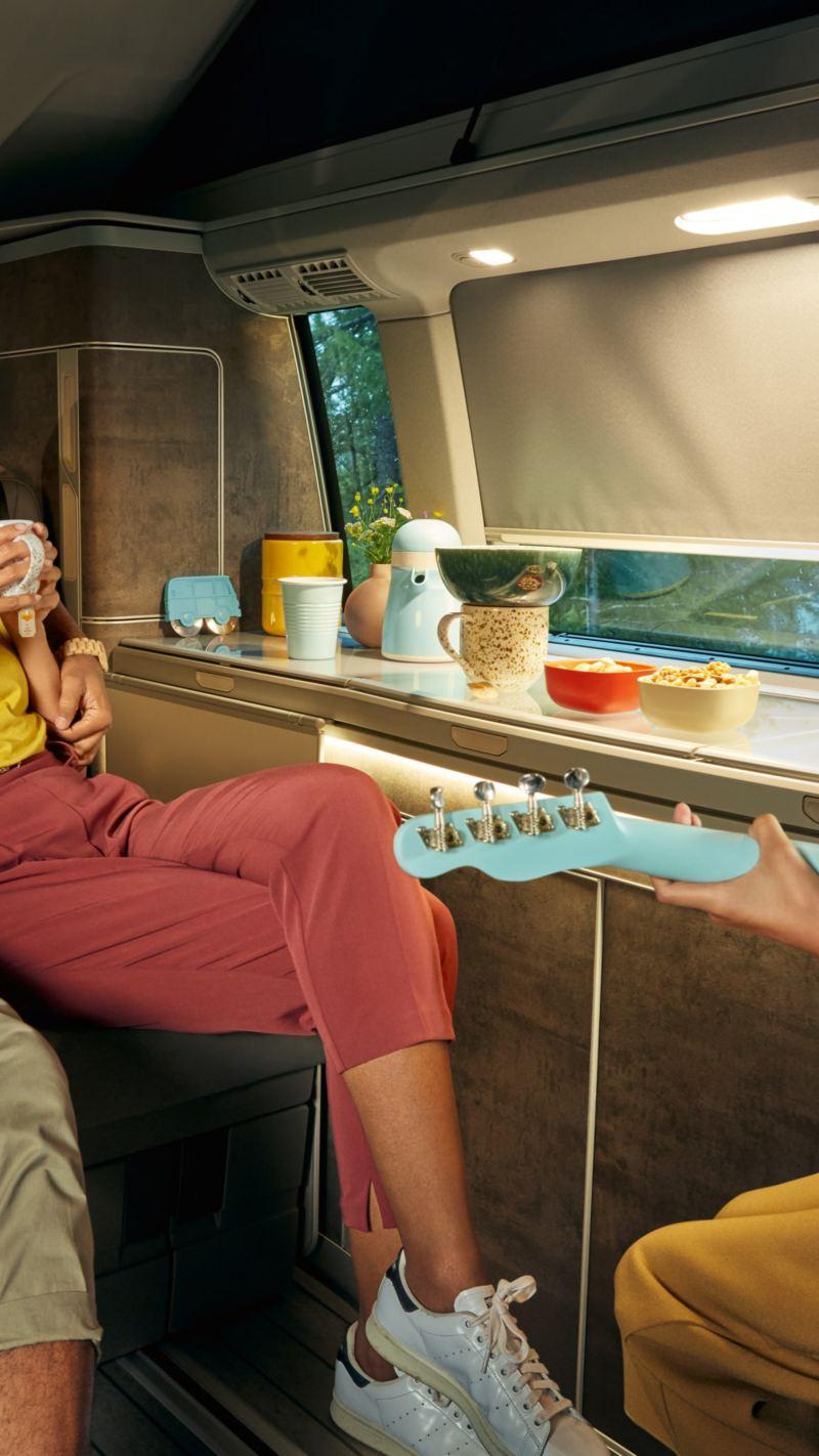 Volkswagen California husbil perfekt för camping