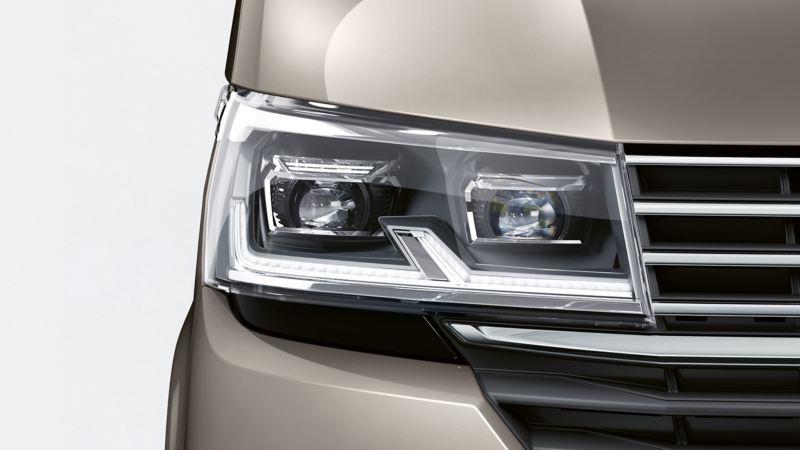 LED-lys og baklys Transporter 6.1 varebil kassebil arbeidsbil firmabil