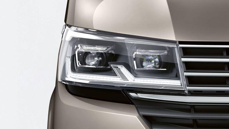 LED-koplampen met LED dagrijverlichting