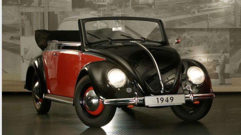 Primo Beetle Cabriolet maggiolino volkswagen