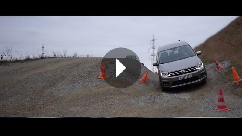 Caddy Alltrack full review.