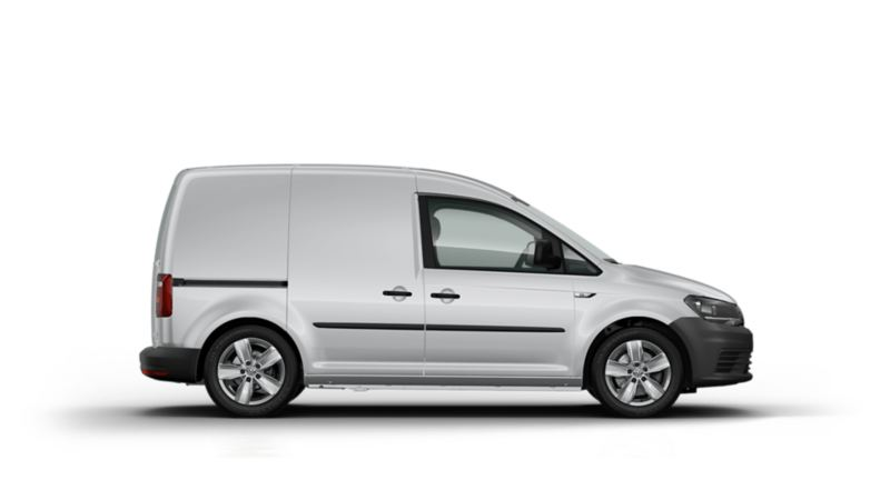 Volkswagen Caddy Skåp