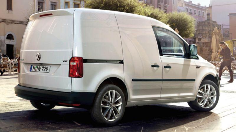 Camioneta de reparto Volkswagen