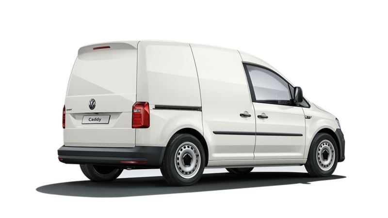 Caddy Maxi Cargo Van.