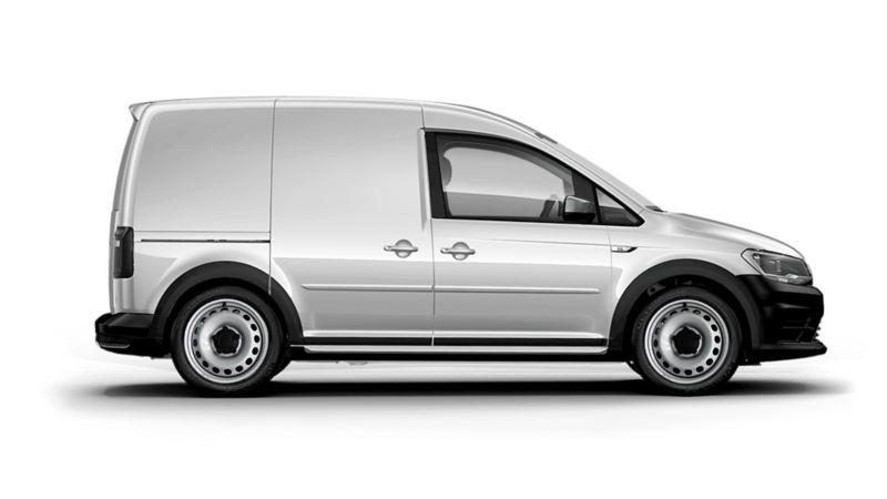 Caddy Cargo Van.
