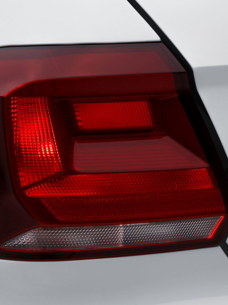 Calavera trasera de Golf Aniversario de Volkswagen