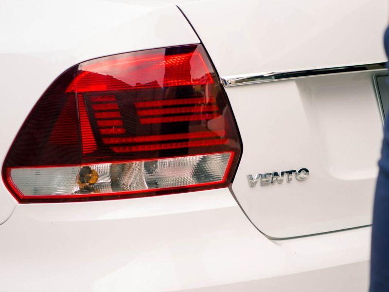 Calavera 3D presente en Vento 2021 de Volkswagen, el carro familiar seguro