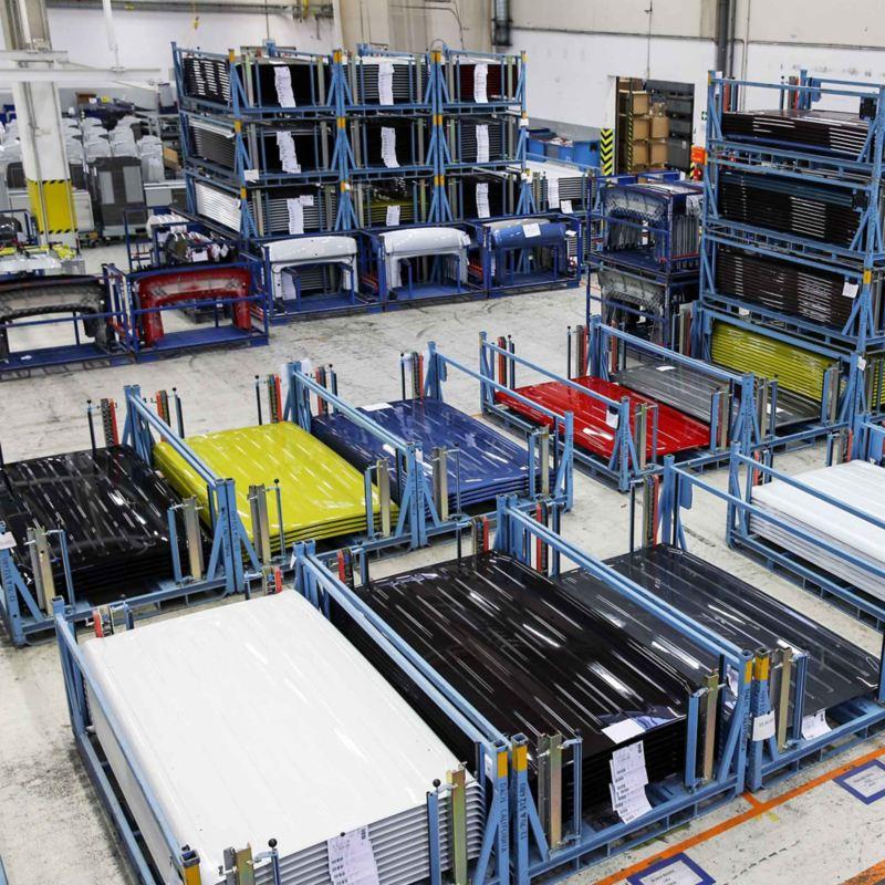 Aluminiumramar i 16 olika färger