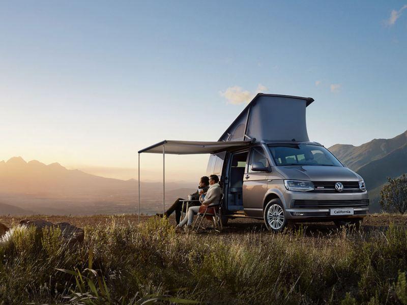 california coast camping