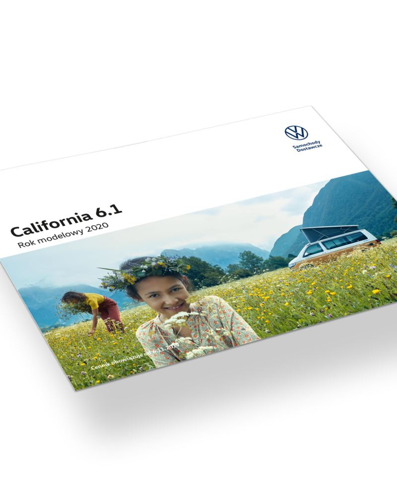 Katalog Volkswagen California