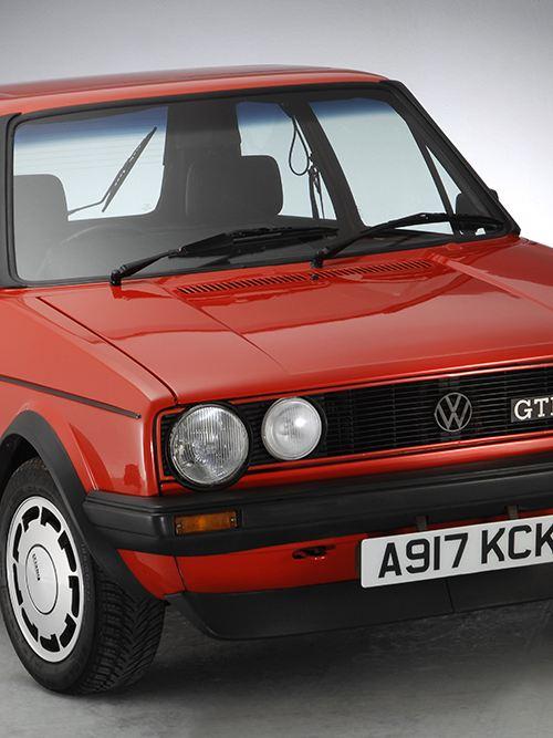 Classic Volkswagen Golf GTI restored