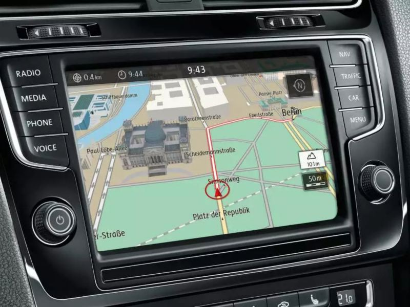 Car-Net 'Guide & Inform'