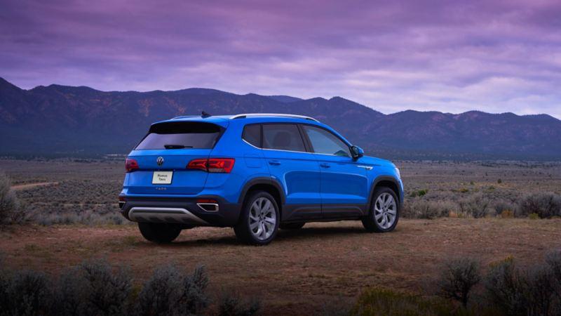 Características de versiones Comfortline y Highline de Nuevo Taos de Volkswagen