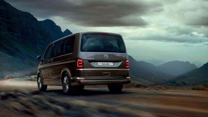 new caravelle in nature
