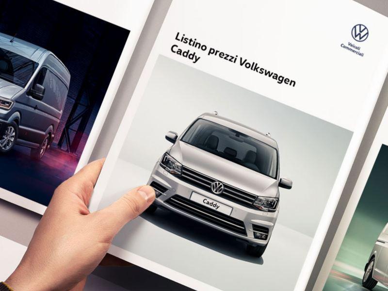 Cataloghi e Listini di veicoli commerciali Volkswagen