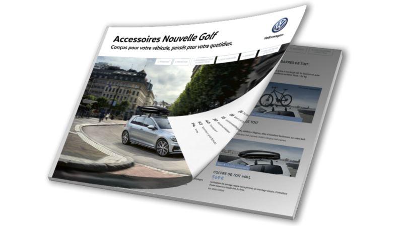 Catalogue Accessoires Volkswagen en ligne