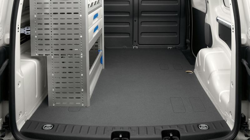 vw Volkswagen Caddy varebilinnredning bilinnredning Sortimo Würth brukt bilinnredning