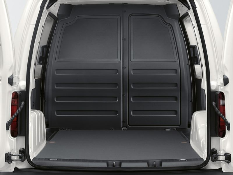 VW Caddy Skåp lastutrymme