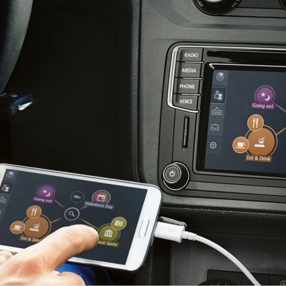 Car net Volkswagen Véhicules Utilitaires